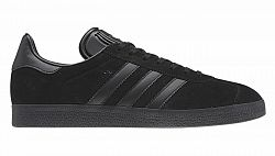 adidas Gazelle Black Black-10.5 čierne CQ2809-10.5
