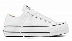 Converse Chuck Taylor All Star Lift-7.5 biele 560251C-7.5