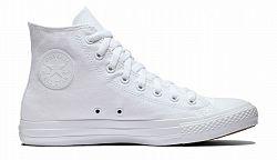 Converse Chuck Taylor All Star White Monochrome Hi-10.5UK biele 1U646-10.5UK