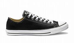Converse Chuck Taylor Leather Black-6.5 čierne 132174C-6.5