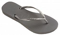 Havaianas Slim-35/36 šedé H4000030-5178P-35/36
