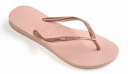 Havaianas Slim Ballet Rose-BRA 37/38 - EUR 39/40 ružové H4000030-0076P-BRA-37/38-EUR-39/40