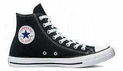 Kotníkové tenisky Converse Chuck Taylor All Star Hi Black Hi-10UK čierne M9160-10UK