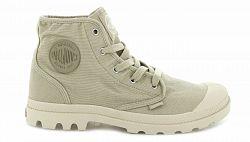 Palladium  Boots US Pampa Hi Sahara W-4.5 svetlohnedé 92352-238-M-4.5