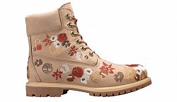 Timberland Icon 6-Inch Premium Boot-4.5UK hnedé A1KIR-NUD-4.5UK
