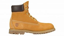 Timberland Icon 6-Inch Premium Boot Women-4.5 šedé 10361-WHE-4.5